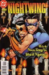 DC Comics's Nightwing Issue # 95