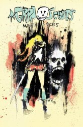 Image Comics's Grrl Scouts: Magic Socks TPB # 1