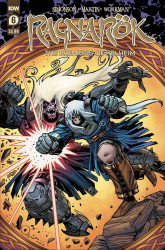 IDW Publishing's Ragnarok: Breaking of Helheim Issue # 6