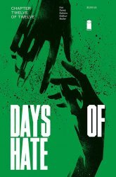 Image Comics's Days of Hate Issue # 12