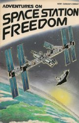 Custom Comic Services's Adventures on Space Station Freedom Issue nn