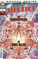 Wonder Comics's Young Justice Issue # 16