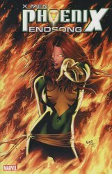 Marvel Comics's X-Men: Phoenix Endsong TPB # 1b