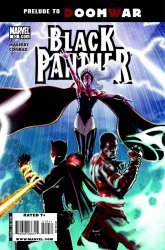 Marvel's Black Panther Issue # 10