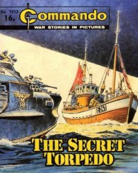 D.C. Thomson & Co.'s Commando: War Stories in Pictures Issue # 1613
