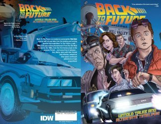 IDW Publishing's Back to the Future TPB # 1