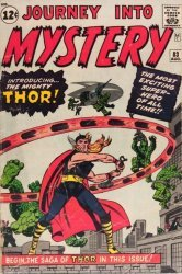 Marvel Comics's Journey into Mystery Issue # 83