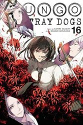 Yen Press's Bungo: Stray Dogs Soft Cover # 16