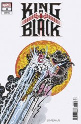 Marvel Comics's King in Black Issue # 3b