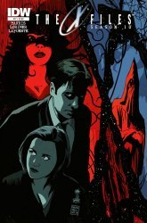 IDW Publishing's The X-Files: Season 10 Issue # 17