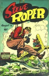 Famous Funnies's Steve Roper Issue # 3