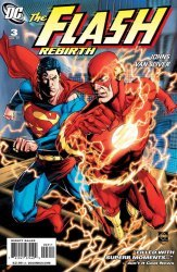 DC Comics's Flash: Rebirth Issue # 3