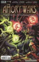 BOOM! Studios's Amory Wars: Good Apollo Issue # 9