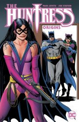 DC Comics's Huntress: Origins TPB # 1