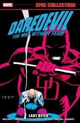 Marvel Comics's Daredevil: Epic Collection TPB # 15