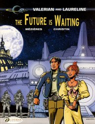 Cinebook's Valerian and Laureline Soft Cover # 23