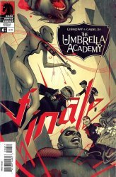 Dark Horse Comics's The Umbrella Academy: Apocalypse Suite Issue # 6