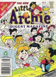 Archie's Little Archie Digest Magazine Issue # 8