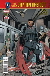 Marvel Comics's Captain America: Sam Wilson Issue # 22