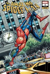 Marvel Comics's Amazing Spider-Man Issue # 1fanexpo
