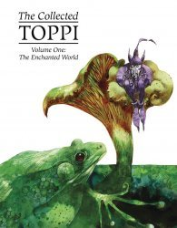 Lion Forge Comics's The Collected Toppi Hard Cover # 1