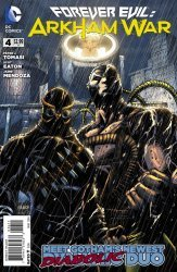 DC Comics's Forever Evil: Arkham War Issue # 4