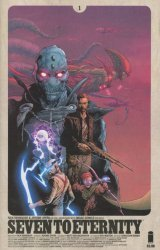 Image's Seven to Eternity Issue # 1