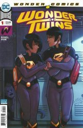 DC Comics's Wonder Twins Issue # 1