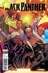 Marvel Comics's Black Panther Issue # 14b