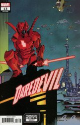Marvel Comics's Daredevil Issue # 13b