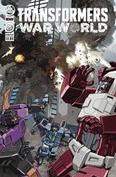IDW Publishing's Transformers Issue # 29b