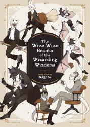 Seven Seas Entertainment's Wize Wize Beasts Of Wizarding Wizdoms Soft Cover # 1