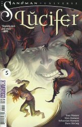 Vertigo's Lucifer Issue # 5