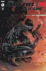 IDW Publishing's Snake Eyes: Deadgame Issue # 1comeli-a