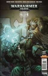 Titan Comics's Warhammer 40,000 Issue # 12
