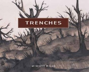 Top Shelf Productions's Trenches Soft Cover # 1