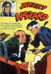 Necklace Publishing's Johnny Hazard: Daily Strips Soft Cover # 1