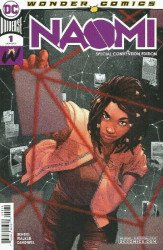 DC Comics's Naomi Issue # 1convention