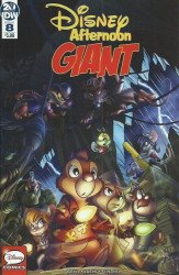 IDW Publishing's Disney Afternoon Giant Issue # 8
