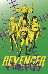 Bergen Street Press's Revenger Soft Cover # 2