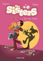 Papercutz's The Sisters Hard Cover # 1