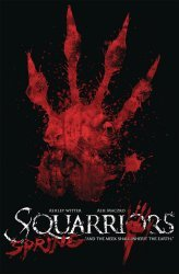 Devil's Due Publishing's Squarriors Hard Cover # 1