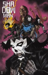 Valiant Entertainment's Shadowman Issue # 1eh!