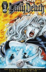 Coffin Comics's Lady Death: Icon Issue # 1b