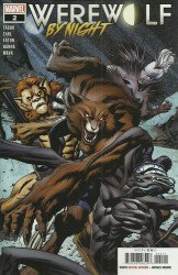 Marvel Comics's Werewolf By Night Issue # 2