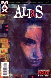 Max Comics's Alias Issue # 1
