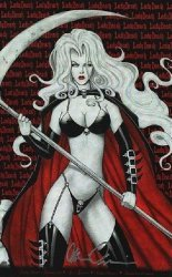 Coffin Comics's Lady Death: Moments Issue # 1d
