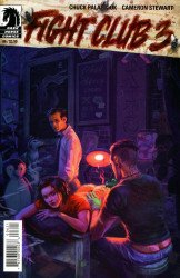 Dark Horse Comics's Fight Club 3 Issue # 6b