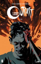 Image Comics's Outcast Issue # 1