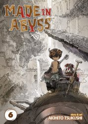 Seven Seas Entertainment's Made in Abyss Soft Cover # 6
